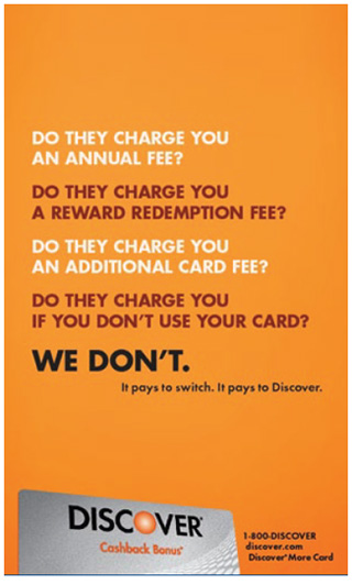 Discover Card Ad